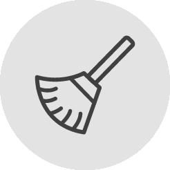 Serviços - Limpeza